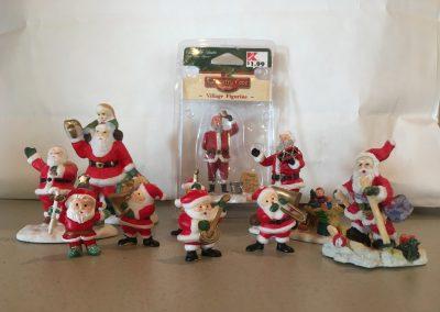 Snow Santas