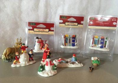 Snow figures
