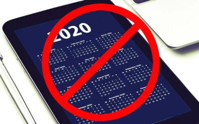 2020: A Year of Cancellations